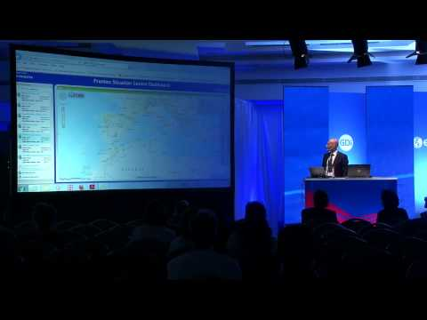 Esri EUC 2014 Plenary - Tackling Illegal Migration and Cross Border Crime by Smart Technology