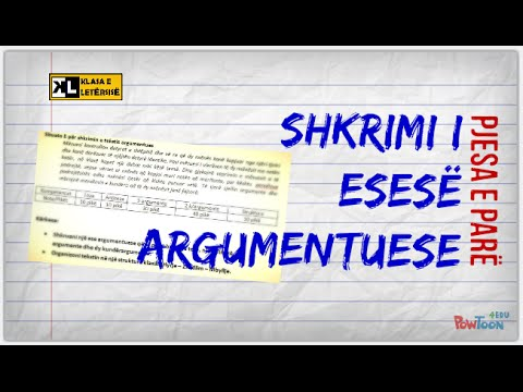 Ese argumentuese - YouTube