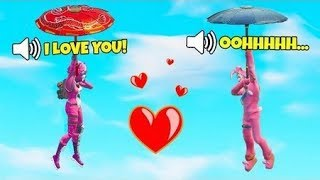 ►When You Team Up With a Girl | Voice Chat | Fortnite WTF, Troll & Funny Moments #28◄