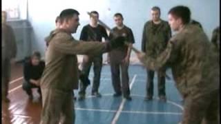 Видеоуроки по самообороне (спецназ)