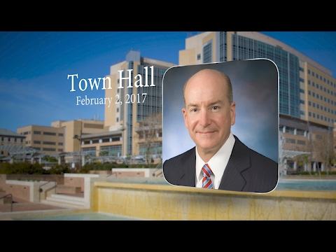 Town Hall 2-02-17