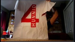4REAL 4REAL 4Hunnid Unboxing