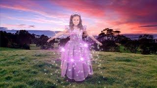 Video Invitación Princesita Sofia
