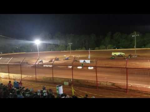 Jr Slingshot Feature 5/29/17 Flomaton Speedway