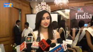 Indian Princess 2015 Press Meet P6  | Archana Kochhar, Sunil Rane