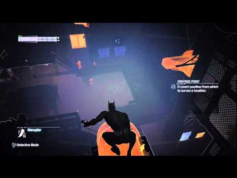 Batman Arkham City: Story Plus - Retrieve Cure From Joker(Batman Beyond Costume)