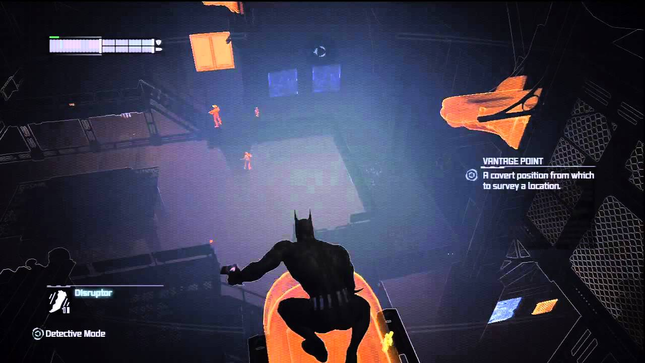 Batman Arkham City: Story Plus - Retrieve Cure from Joker ...