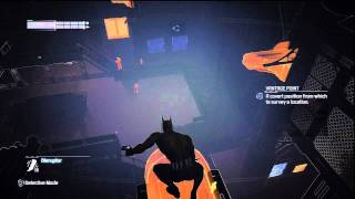 Batman Arkham City: Story Plus - Retrieve Cure from Joker(Batman Beyond Costume)