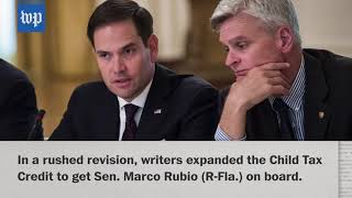 The last-minute revision that won Rubio's support for the GOP tax bill thumbnail