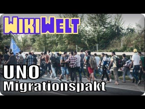 UNO Migrationspakt - meine WIkiWelt #96