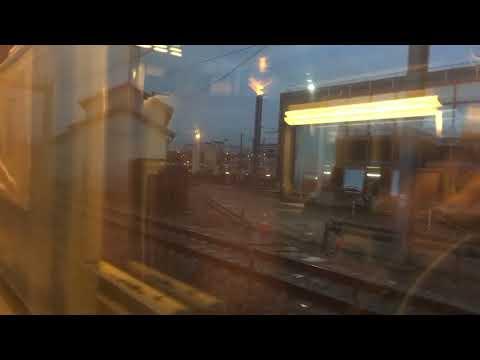 Voyage en TGV 8301/8341 Paris Montparnasse Tours Poitiers de Paris à Montlouis Le (10/11/2017)