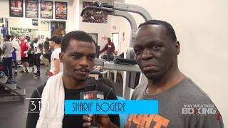 What's your favorite TV theme song? The Mayweather Boxing Club gives theirs