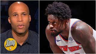 The Knicks are one player away from being a force in the East - Richard Jefferson | The Jump