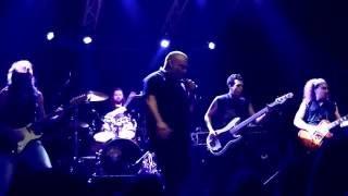 Blaze Bayley - Born as a stranger live (Rosario, Argentina)