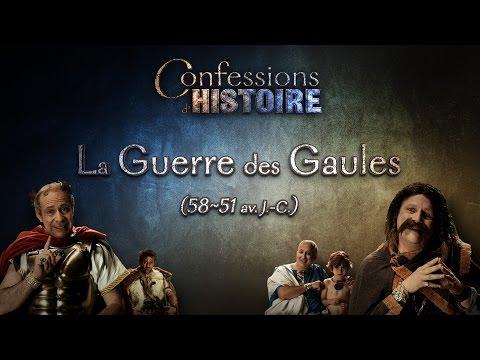 La Guerre des Gaules - Vercingétorix & Jules César
