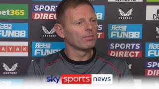 Graeme Jones to take charge of Newcastle's next 2 games