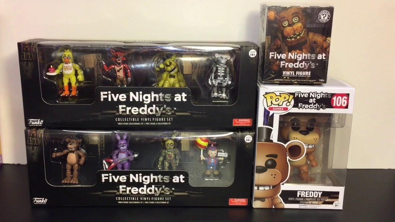 Freddy 106 Funko Pop Vinyl-Cinq Nights at Freddy/'s