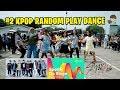 KPOP RANDOM PLAY DANCE IN PUBLIC #2 - SPOTIFY ON STAGE 2018