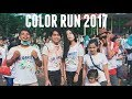 COLOR RUN 2017 || VLOG || RAHUL EFENDY