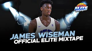 James Wiseman is UNGUARDABLE! Official Senior Year Mixtape!