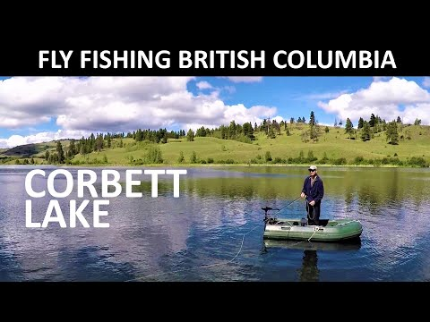 Fly Fishing Corbett Lake In June: Trailer For Show On Amazon Video Season 2