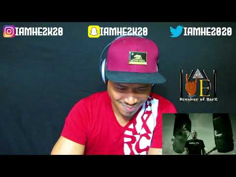 VOLBEAT - HEAVEN NOR HELL * HE REACTS*