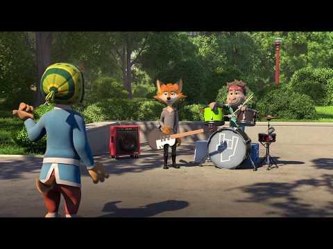 Rock Dog 2016 720p mp4 7