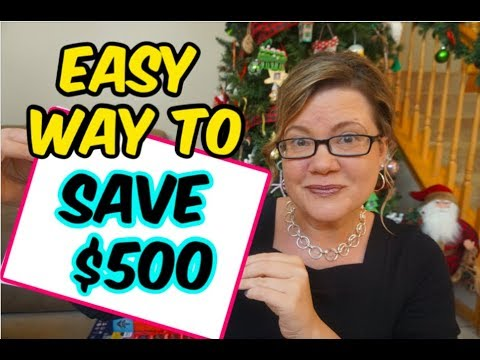 EASY WAY TO SAVE $500   Savvy Coupon Shopper 💲💲