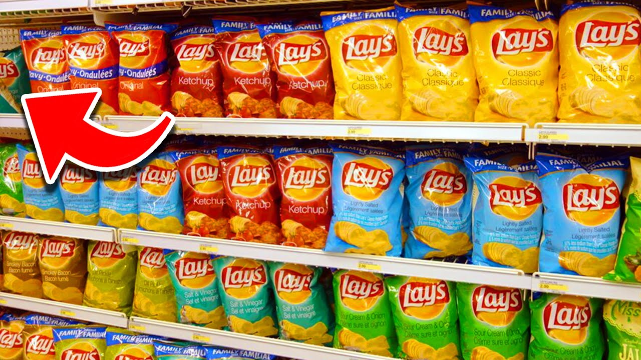 Top 15 Absolute BEST Lay's Chip Flavors