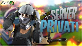 PRIVATE SERVER - SKIN IKONIK REGALO (!contest in chat) - CODE GOGODESENA LIVE FORTNITE ITA
