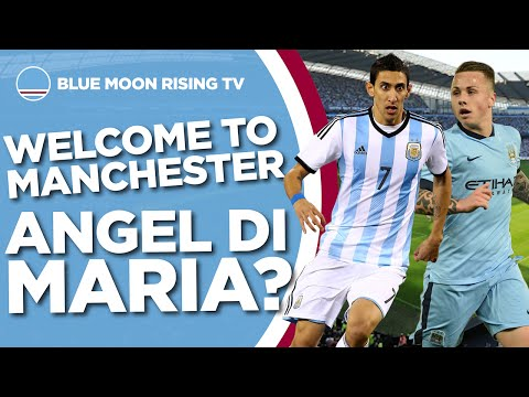 WELCOME TO MANCHESTER ANGEL DI MARIA? | The Transfer Target | Manchester City