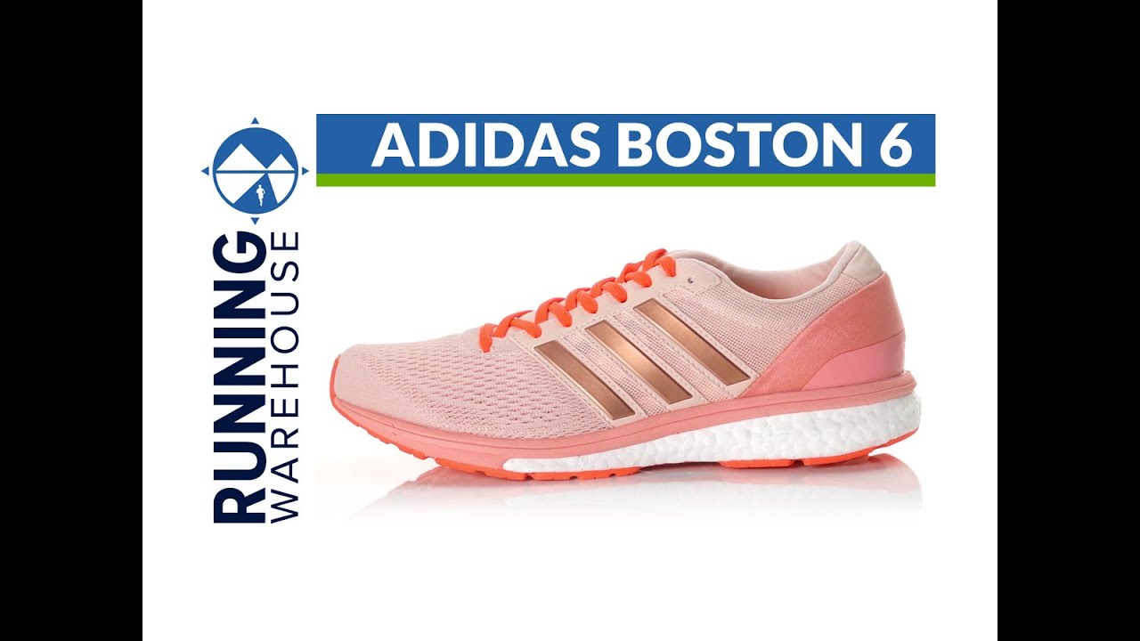 82f38e0421d adidas adizero Boston 6 for Women - YouTube