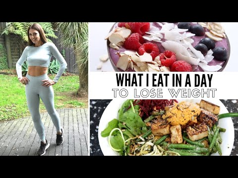 What I Eat In A Day To Lose Weight | Quick & Healthy Recipes