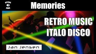 Baixar Jan Jensen - Memories (Official Audio) [Italo Disco]
