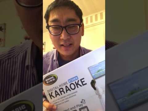 Magic Sing Norge - ET25K Karaoke microphone - morsomt produkt å selge