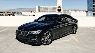 Cool Features of the BMW 7-Series