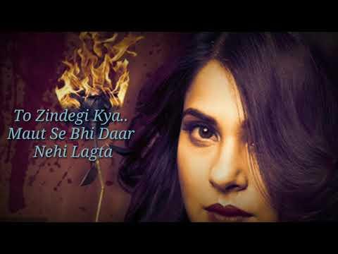 Maya Killer Dialogue | Beyhadh 2 | Maya Never End