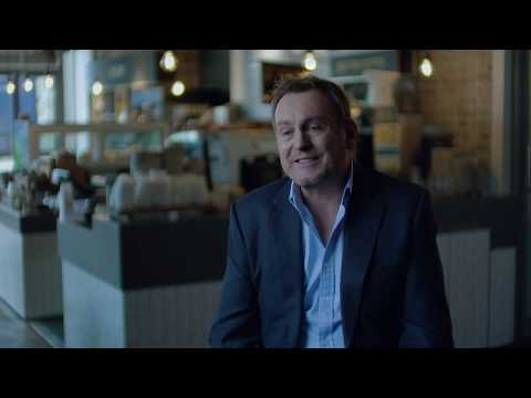 Philip Glenister on Crime Fighting