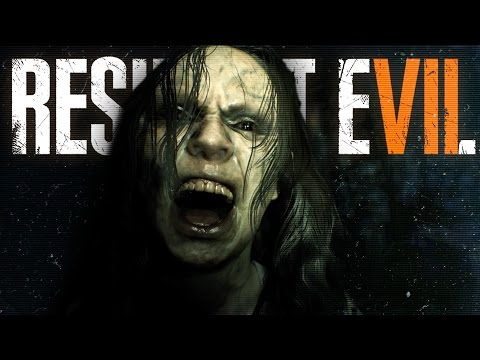 RUN FOR YOUR LIFE! | Resident Evil 7 - Part 1