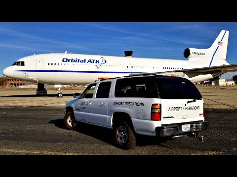 Ontario Airport (ONT) Ops Ride Along (Including Runway Inspections)