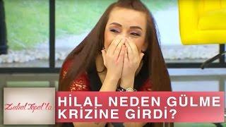 Zuhal Topal'la 166. Bölüm (HD) | Hilal'in Yeni Talibine Cevabı Ne Oldu? 2017 Video