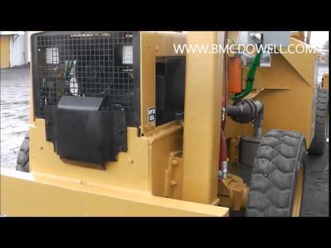 MCDOWELL EQUIPMENT - Marcotte Mining Services M40 Scissorlift