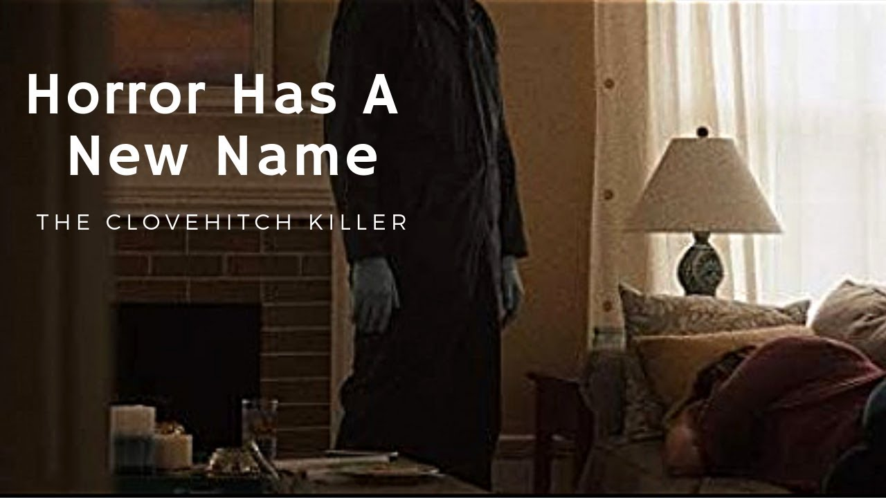 Download THE CLOVEHITCH KILLER OFFICIAL MOVIE TRAILER 2018
