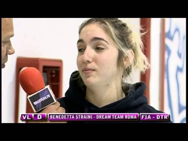 Interviste Fiano Romano vs Dream Team Roma