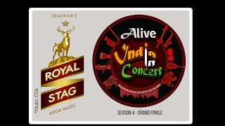 Sunidhi Chauhan - Alive India In Concert - Seagram