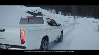 Mercedes-Benz Offroad Experience 2018: Kitzbühel Alps | G-Class and X-Class