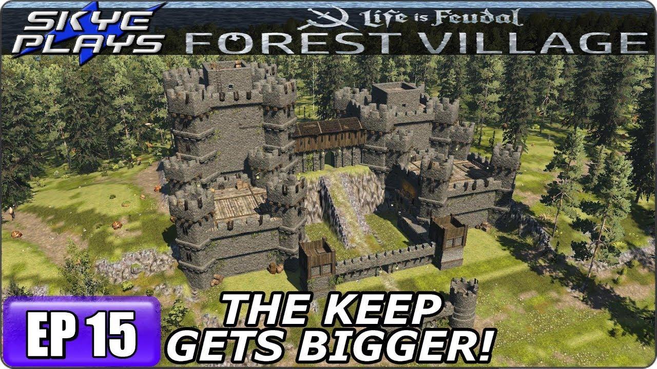 Life is feudal forest village изменения сюжетно ролевая игра парикмахерская описание