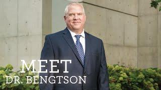 Meet Brad Bengtson MD, FACS
