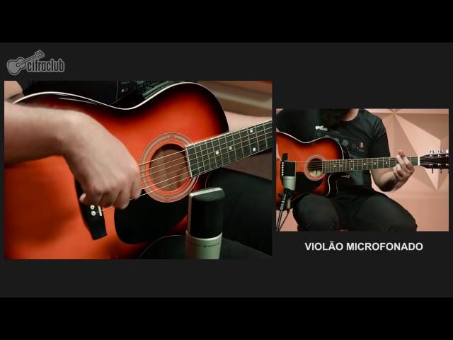 Review Harmonics   Violão Eletroacústico GE 21