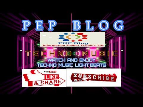PEP Blog Live Stream - Techno Music